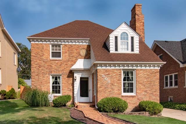 803 S Vine Avenue, Park Ridge, IL 60068 (MLS #10476671) :: Baz Realty Network | Keller Williams Elite