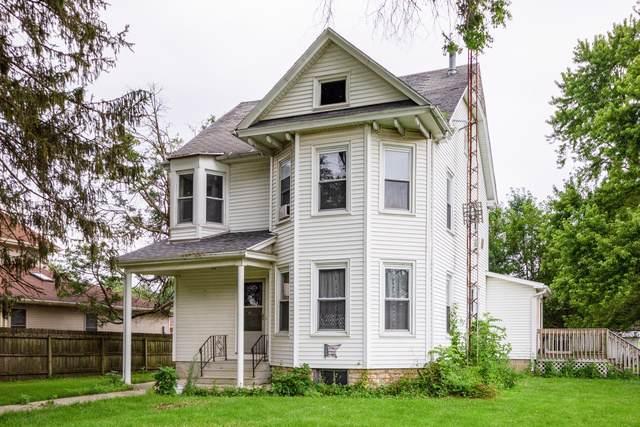 321 E Jackson Street, Cullom, IL 60929 (MLS #10476750) :: Angela Walker Homes Real Estate Group