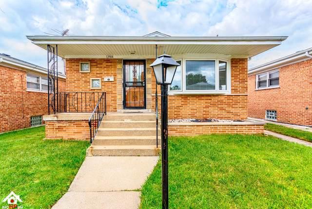 12908 S Carpenter Street, Calumet Park, IL 60827 (MLS #10476977) :: The Perotti Group | Compass Real Estate