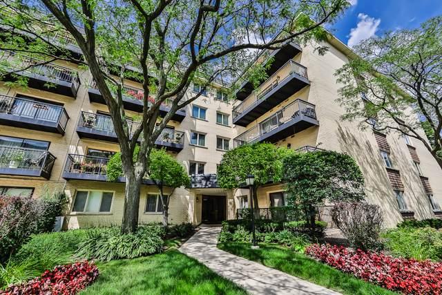 8610 Waukegan Road 409W, Morton Grove, IL 60053 (MLS #10477155) :: Berkshire Hathaway HomeServices Snyder Real Estate