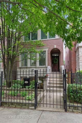 2326 W Charleston Street, Chicago, IL 60647 (MLS #10477164) :: Berkshire Hathaway HomeServices Snyder Real Estate