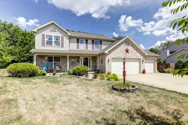 1107 Beaver Creek Lane, Mahomet, IL 61853 (MLS #10477176) :: Property Consultants Realty