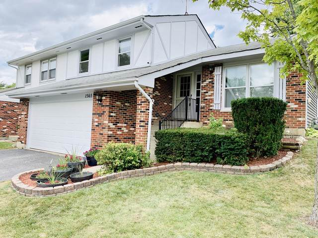 1565 Brandywyn Court N, Buffalo Grove, IL 60089 (MLS #10477455) :: The Perotti Group | Compass Real Estate