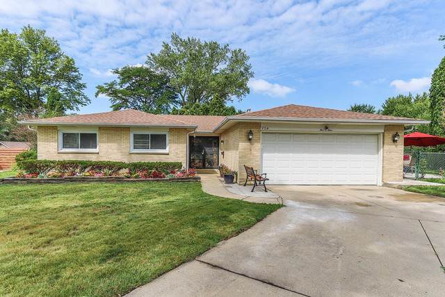 504 Dogwood Court, Schaumburg, IL 60193 (MLS #10477607) :: The Wexler Group at Keller Williams Preferred Realty