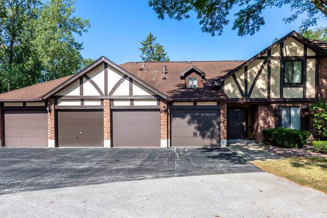 8264 Chestnut Drive 42D, Palos Hills, IL 60465 (MLS #10477628) :: Angela Walker Homes Real Estate Group