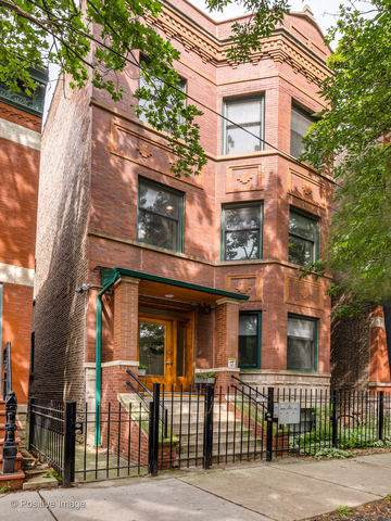 820 N Hermitage Avenue #2, Chicago, IL 60622 (MLS #10477743) :: Berkshire Hathaway HomeServices Snyder Real Estate