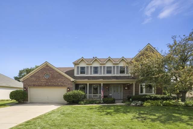 1529 Sandburg Drive, Schaumburg, IL 60173 (MLS #10477820) :: The Wexler Group at Keller Williams Preferred Realty