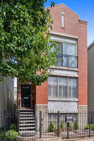 537 N Hartland Court, Chicago, IL 60622 (MLS #10477837) :: Berkshire Hathaway HomeServices Snyder Real Estate
