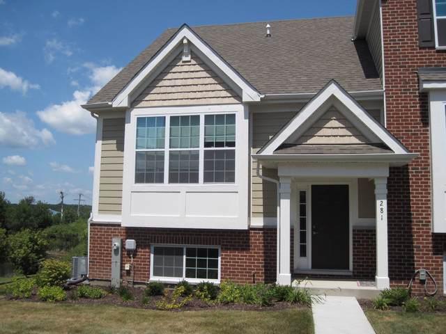 281 Timber Ridge Court #281, Joliet, IL 60431 (MLS #10477875) :: Property Consultants Realty
