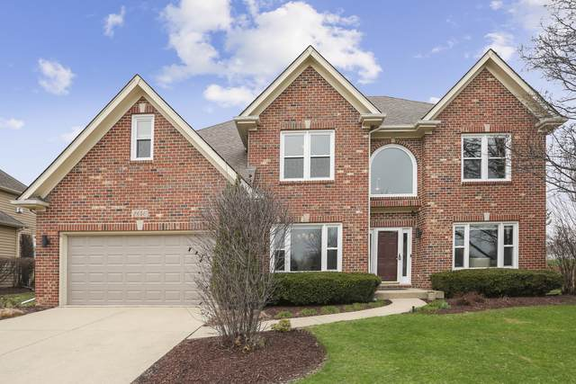 2640 Ginger Woods Drive, Aurora, IL 60502 (MLS #10477909) :: Property Consultants Realty