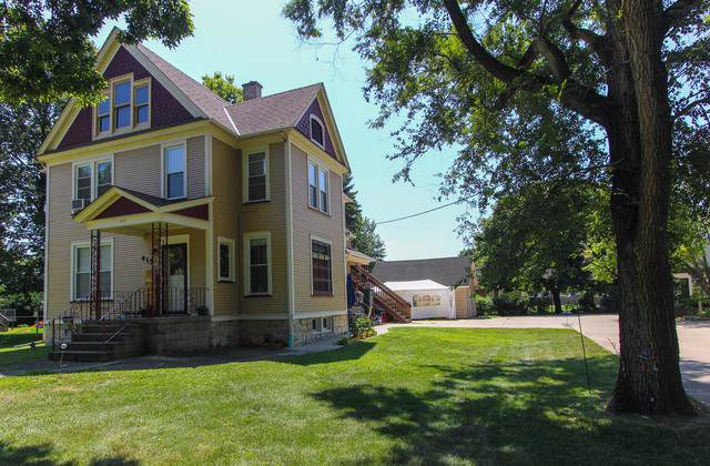 415 E Dekalb Street, Somonauk, IL 60552 (MLS #10477953) :: Baz Realty Network | Keller Williams Elite