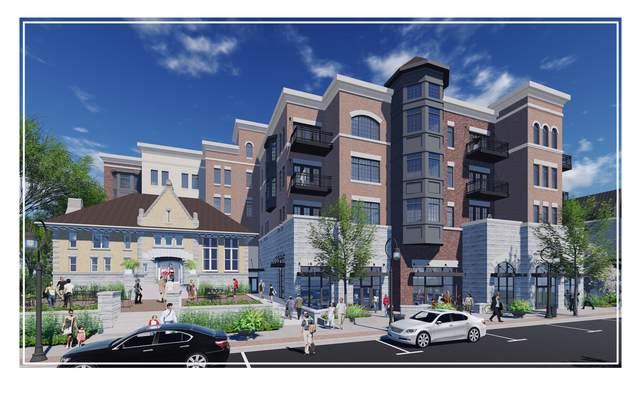 110 S Washington Street #305, Naperville, IL 60540 (MLS #10477979) :: Angela Walker Homes Real Estate Group