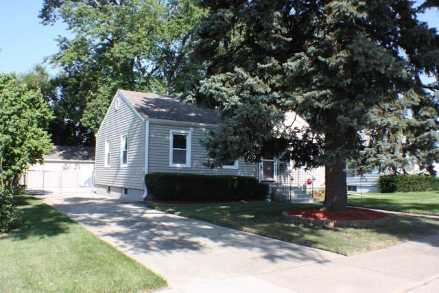 1316 Howard Avenue, Berkeley, IL 60163 (MLS #10478096) :: Angela Walker Homes Real Estate Group