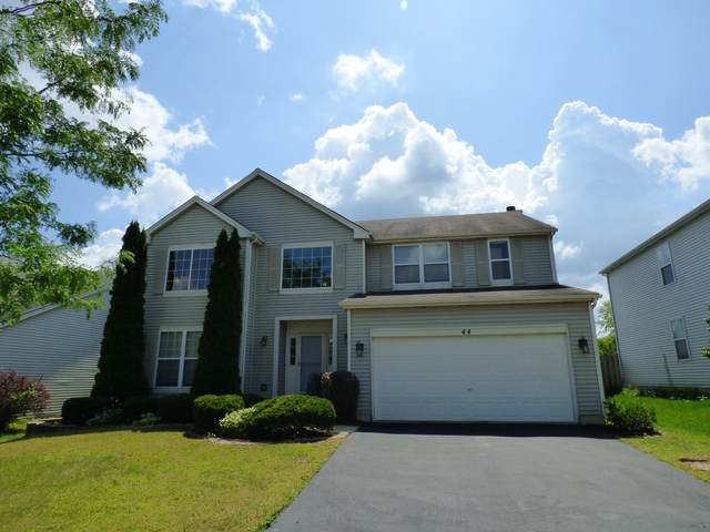 44 N Savannah Parkway, Round Lake, IL 60073 (MLS #10478182) :: The Wexler Group at Keller Williams Preferred Realty
