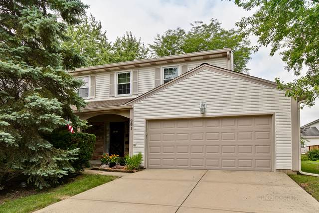 991 Knollwood Drive, Buffalo Grove, IL 60089 (MLS #10478201) :: The Wexler Group at Keller Williams Preferred Realty