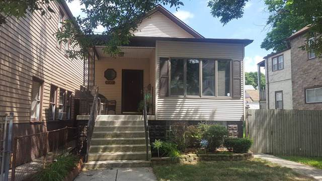 4547 S Wallace Street, Chicago, IL 60609 (MLS #10478227) :: Angela Walker Homes Real Estate Group