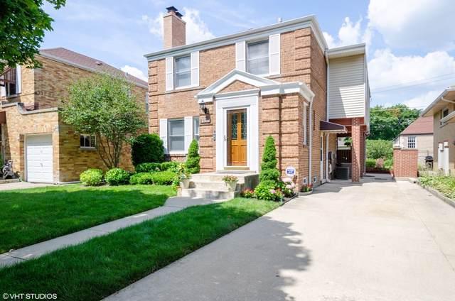 6346 N Nokomis Avenue, Chicago, IL 60646 (MLS #10478266) :: The Wexler Group at Keller Williams Preferred Realty