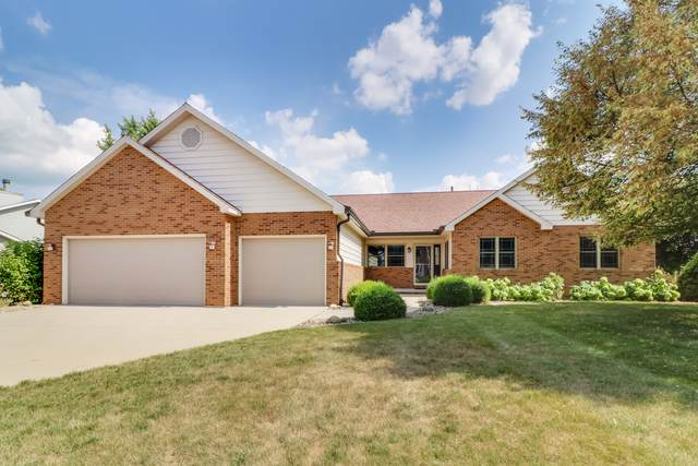 1005 Ironwood Cc Drive, Normal, IL 61761 (MLS #10478269) :: Berkshire Hathaway HomeServices Snyder Real Estate