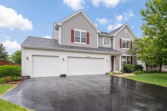 14707 Independence Drive, Plainfield, IL 60544 (MLS #10478390) :: The Wexler Group at Keller Williams Preferred Realty