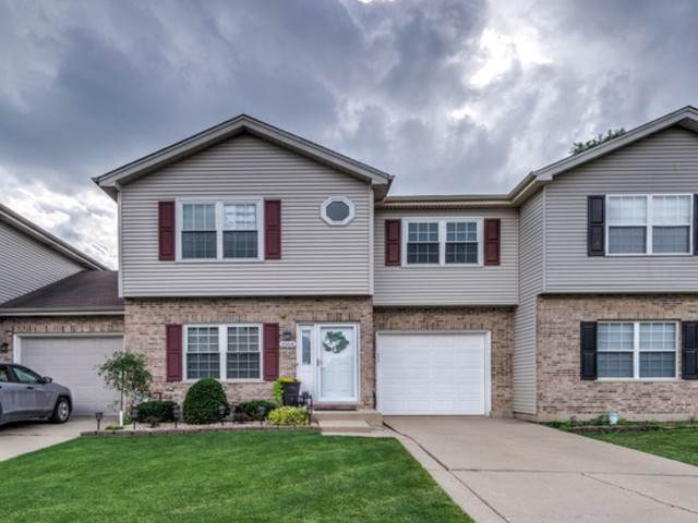 1564 Floyd Brown Lane, Glendale Heights, IL 60139 (MLS #10478527) :: Property Consultants Realty