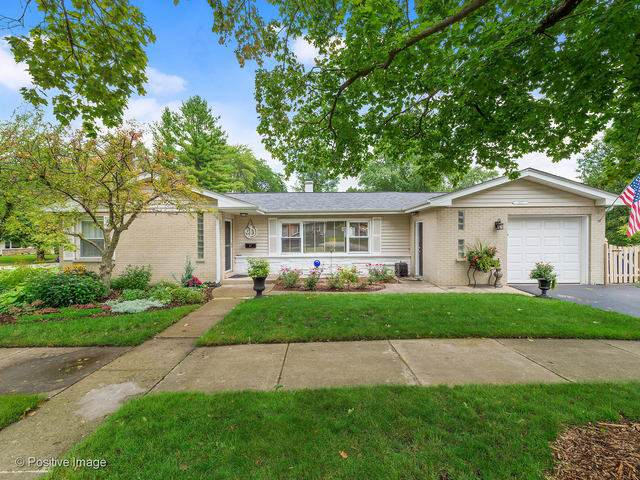 1527 W Liberty Drive, Wheaton, IL 60187 (MLS #10478584) :: Ryan Dallas Real Estate