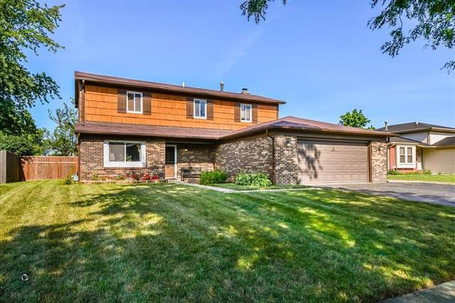148 Timberlane Road, Matteson, IL 60443 (MLS #10478609) :: Angela Walker Homes Real Estate Group