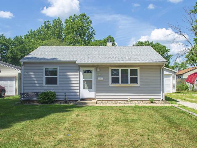 821 N Maplewood Drive, Rantoul, IL 61866 (MLS #10478882) :: Property Consultants Realty