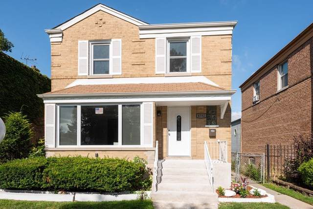 8752 S Dorchester Avenue, Chicago, IL 60619 (MLS #10478942) :: Angela Walker Homes Real Estate Group