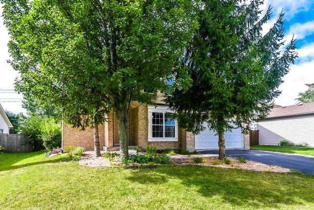 7222 Courtwright Drive, Plainfield, IL 60586 (MLS #10479194) :: Berkshire Hathaway HomeServices Snyder Real Estate