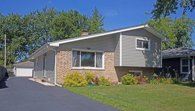 382 N Cedar Avenue, Wood Dale, IL 60191 (MLS #10479216) :: Baz Realty Network | Keller Williams Elite