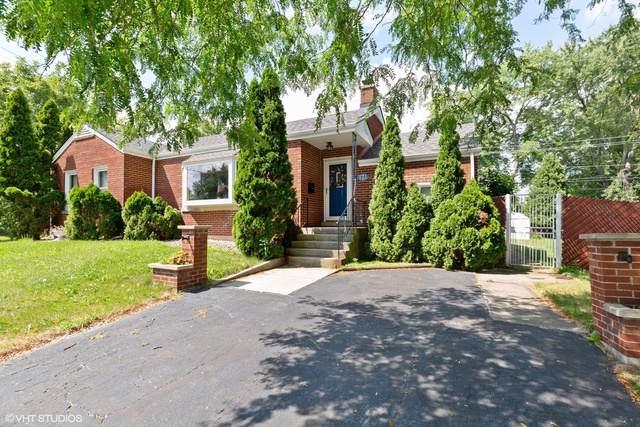 171 W 34th Street, Steger, IL 60475 (MLS #10479523) :: Angela Walker Homes Real Estate Group