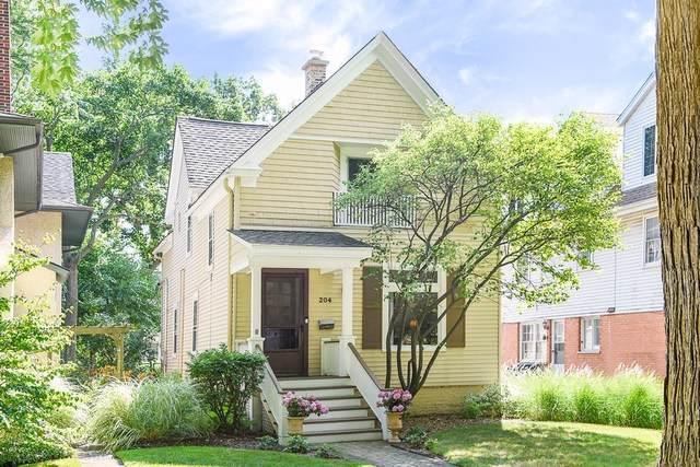 204 5th Street, Wilmette, IL 60091 (MLS #10479548) :: Angela Walker Homes Real Estate Group