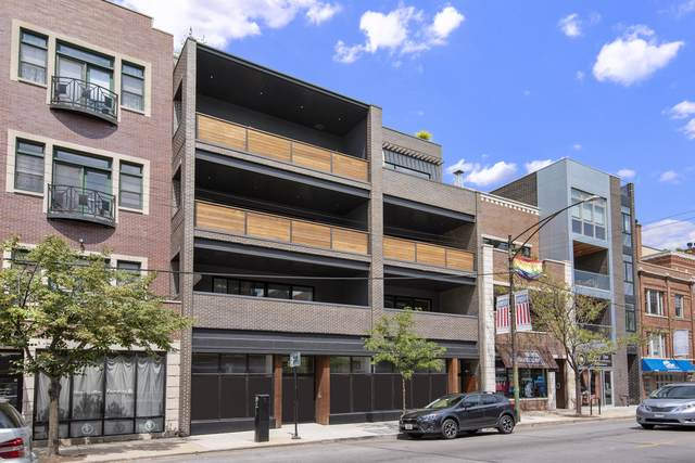 1342 W Belmont Avenue 3W, Chicago, IL 60657 (MLS #10479561) :: Property Consultants Realty