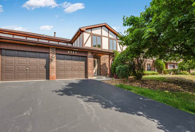 9723 Mill Court East E2, Palos Park, IL 60464 (MLS #10479640) :: Berkshire Hathaway HomeServices Snyder Real Estate