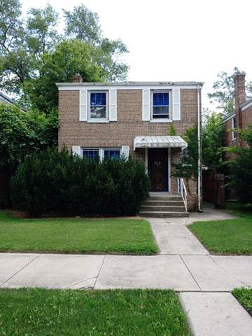 937 W 123rd Street, Calumet Park, IL 60827 (MLS #10479663) :: The Perotti Group | Compass Real Estate