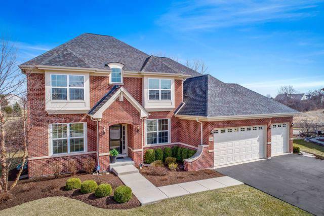 1561 Creeks Crossing Drive, Algonquin, IL 60102 (MLS #10479744) :: Ryan Dallas Real Estate