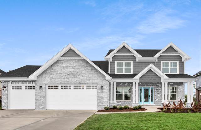 23931 S Sunset Lakes Drive, Manhattan, IL 60442 (MLS #10479773) :: Property Consultants Realty