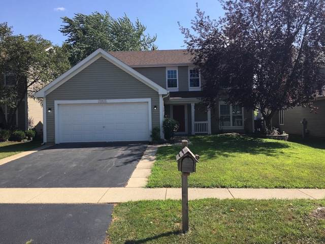 21825 W Knollwood Drive, Plainfield, IL 60544 (MLS #10479855) :: The Wexler Group at Keller Williams Preferred Realty