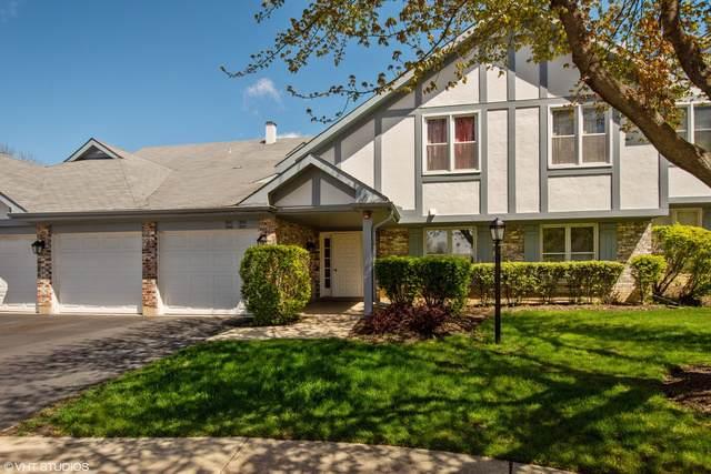 1265 N Regency Drive #1, Vernon Hills, IL 60061 (MLS #10479952) :: Berkshire Hathaway HomeServices Snyder Real Estate