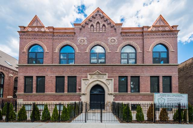 915 N Hoyne Avenue #3, Chicago, IL 60622 (MLS #10479997) :: Property Consultants Realty