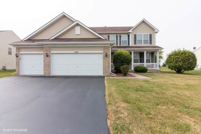 404 Tall Grass Drive, Harvard, IL 60033 (MLS #10480013) :: Berkshire Hathaway HomeServices Snyder Real Estate