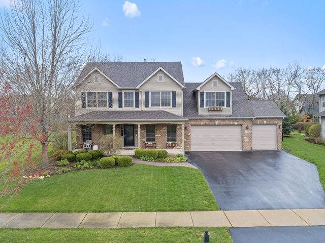 731 Omaha Drive, Yorkville, IL 60560 (MLS #10480021) :: Property Consultants Realty