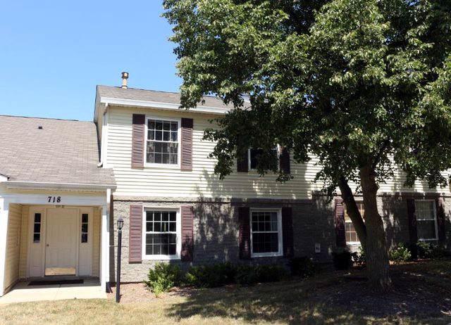 718 Crescent Court B-1, Bartlett, IL 60103 (MLS #10480041) :: Angela Walker Homes Real Estate Group