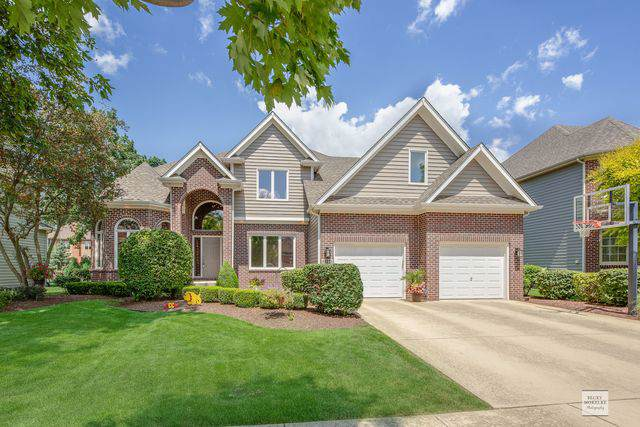 2196 Red Maple Lane, Aurora, IL 60502 (MLS #10480107) :: Property Consultants Realty