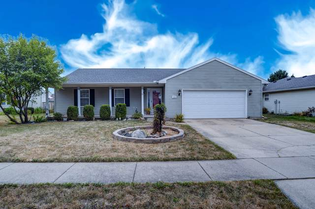 3105 Gold Medal Drive, Champaign, IL 61822 (MLS #10480117) :: Ryan Dallas Real Estate