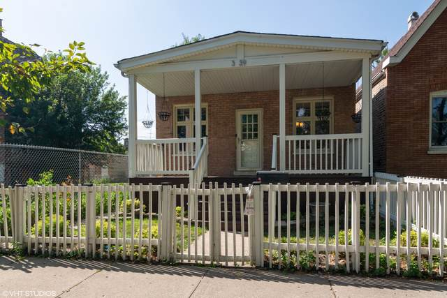 3439 W Hirsch Street W, Chicago, IL 60651 (MLS #10480151) :: Baz Realty Network | Keller Williams Elite