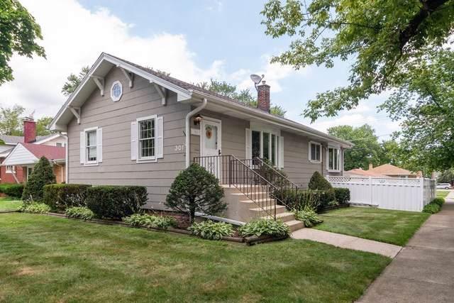 301 N Laverne Avenue, Hillside, IL 60162 (MLS #10480178) :: Angela Walker Homes Real Estate Group