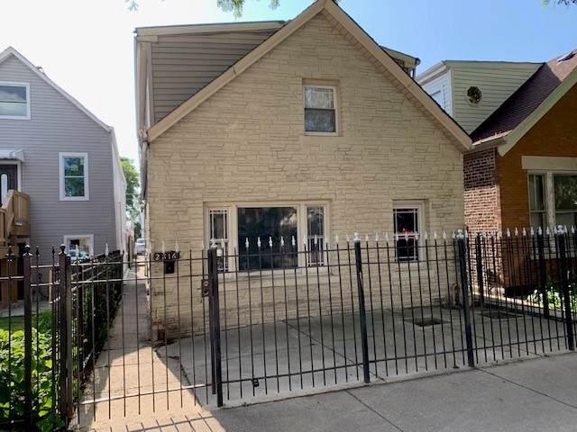 2816 S Homan Avenue, Chicago, IL 60623 (MLS #10480297) :: Baz Realty Network   Keller Williams Elite