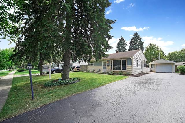 3607 Jay Lane, Rolling Meadows, IL 60008 (MLS #10480505) :: Berkshire Hathaway HomeServices Snyder Real Estate