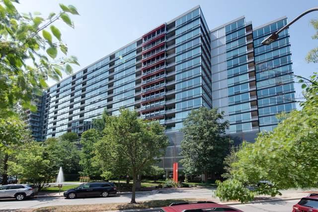 800 Elgin Road #601, Evanston, IL 60201 (MLS #10480594) :: Baz Realty Network | Keller Williams Elite